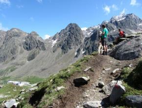 veilig bergwandelen, bergwandelen, hooggebergte, Zillertal
